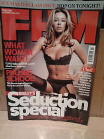 FHM magazines - back issues for sale