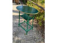 Painted Vintage Occasional Table