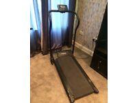 Treadmill* Mains powered. £70 O.N.O.