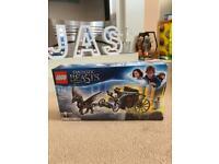 Fantastic beast lego set