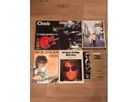 Guitar tab/ chord books Oasis, Bob Dylan, Bon Jovi