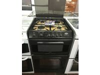 55CM BROWN CANNON GAS COOKER