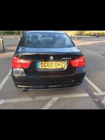 BMW 320 black