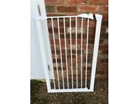 Large stair gate