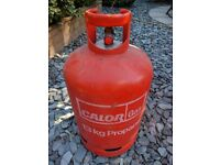 Calor Gas 13Kg Propane gas cylinder (Empty)