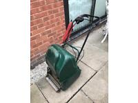 QX electric cylinder mower