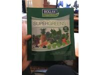 Bioglan Supergreens Powder 110g sachet