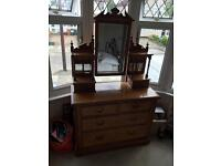 Lovely antique dressing table
