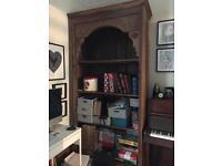 Very large shelf / bookcase