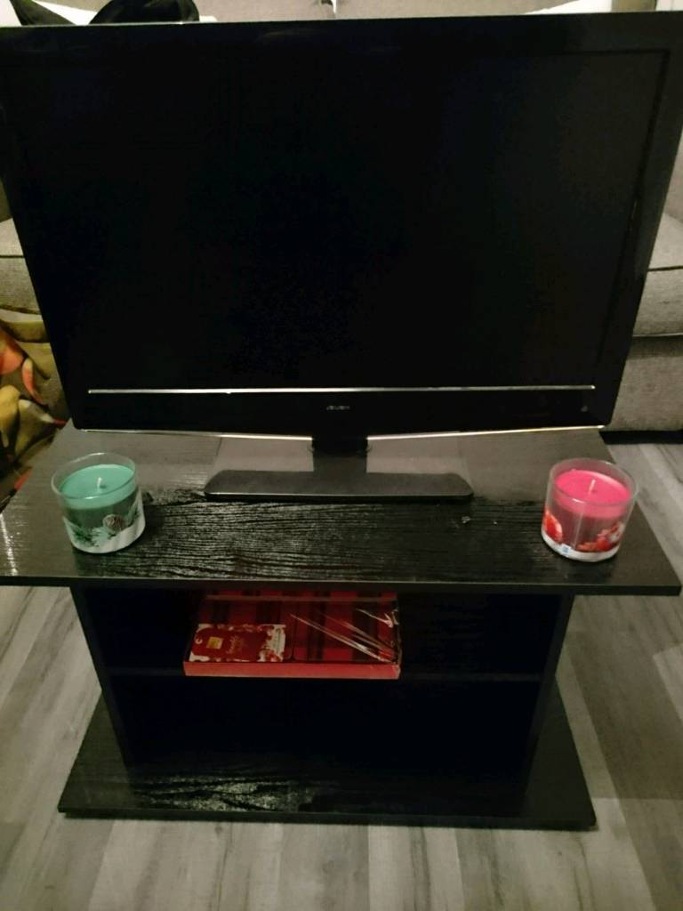 Full HD monitor with new TV unit included