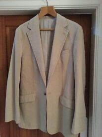 MAINE New England Cotton/Linen Jacket - Worn once - 42L