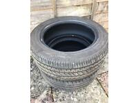 Tire 215/15 for grand C4 picasso