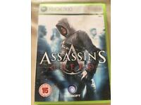 Assassins Creed for Xbox 360 game