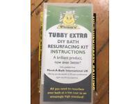 Bath resurfacing kit