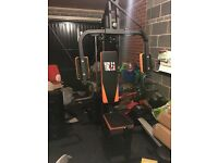 Multi gym, excellent condition like new! Has only been used 3 times