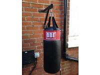 Britannia Boxing 2ft Punch Bag with Gloves