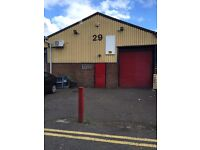 Warehouse / Lock Up / Commercial Space 1800sqf LEYTON - LEABRIDGE ROAD- E10