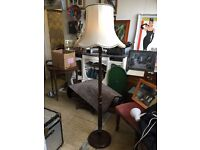 Vintage Tall Lamp - Edwardian Vintage Style Tall Lamp - Full Working Order - Reduced
