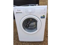 Whirlpool 6th sense washing machine, only used for 3 months