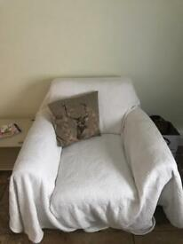 Laura Ashley Snuggle chair