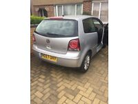 VW POLO GREAT CONDITION QUICK SALE