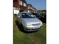 VOLKSWAGEN POLO 1.4 Match 5dr Manual , LOW MILEAGE, MOT,