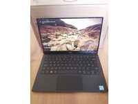 Dell XPS 13 9350, Intel i7 6500U, Touchscreen (QHD+), 256GB SSD, 8GB, UK keyboard
