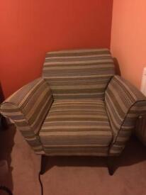 Harveys armchair