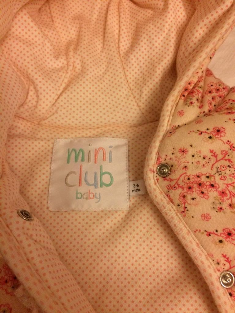 Boots Mini club all in one suit 3-6 months