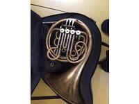 French Horn F/B Flat Hans Hoyer Pre-owned intermediate / beginner