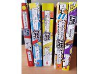 Tom Gates 5 books set