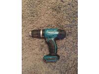 Makita combi drill body only BHP453