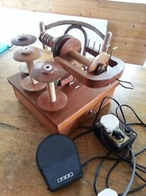 Electric Spinning Wheel - NOW SOLD