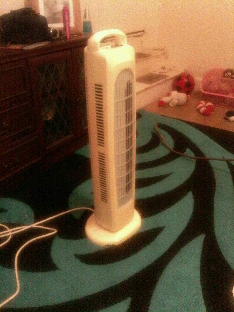 Cool heater fan excellent condition sale