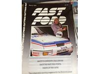 Ford car magazines job lot