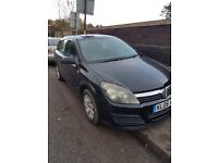 Vauxhall Astra 1.4 5dr 2006