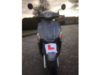 Kymco 125 Scooter. 2013 Reg. £600 ONO. Full service history. 12,000 miles.
