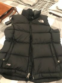 Ladies North Face Gillet
