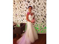 **REDUCED **Maggie Sottero wedding dress size 10