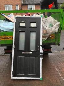 Upvc door brand new