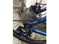 Giant yukon mountain road bike bicycle
