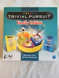 Trivial Pursuit - Family Edition