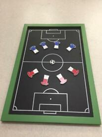 Magnetic Football Message Board
