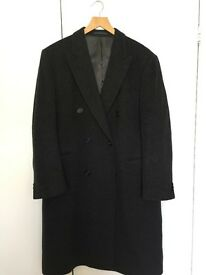 Berwin 100% Cashmere Trench Coat. Chest Size 42