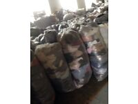 1000kg wholesale of coats and jumpers