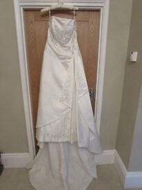 Wedding Dress By Romantica