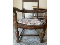 Antique chair, beautiful