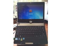 """Acer aspire folding notebook with 11.6"""" screen + 256Gb SSD disk"""