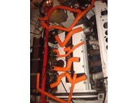 nova corsa a b c redtop c20xe conversion aux silicone hose kit (new)