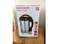Morphy Richards Soup & Smoothy Maker